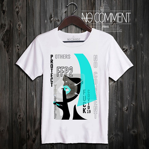 t shirt protect yourself ref: NCP60B