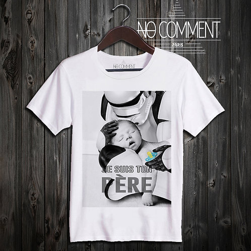 T Shirt i'm your father ref: NCP79
