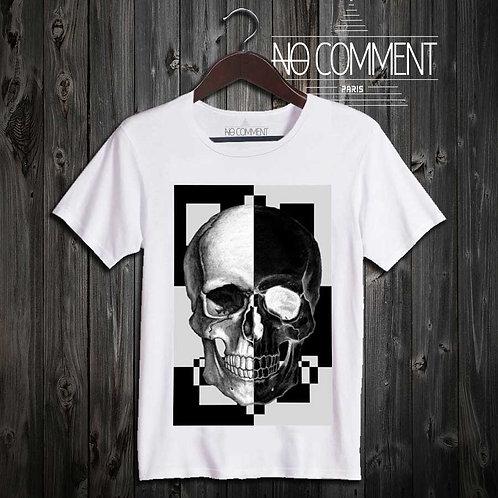 tshirt SKULL graphic UND001