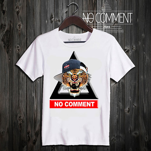 T shirt tiger pool NCP33