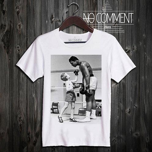 t shirt Ali vs kid ref: KID04
