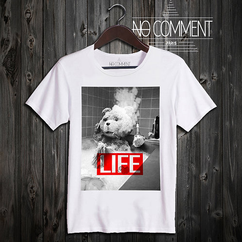 T shirt ted life NCP67