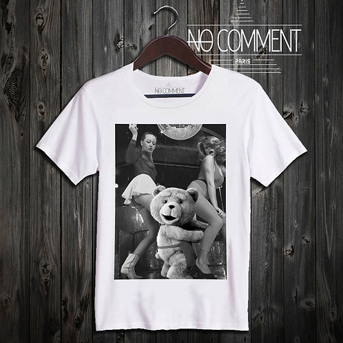 t shirt Ted disco ref: NEW49