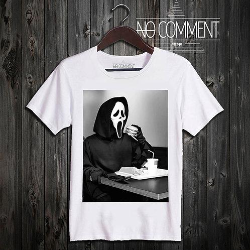 t shirt scream ref: FUN17