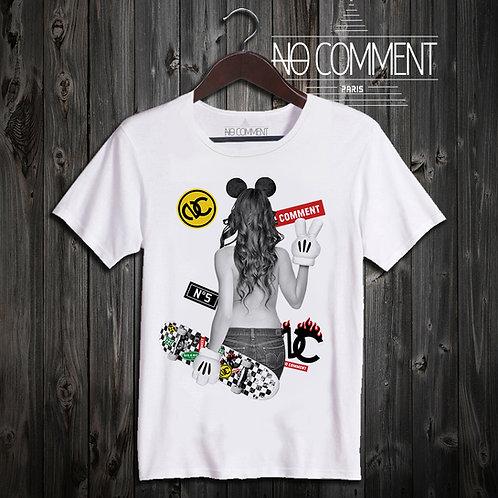 t shirt sb girl  ref: LTN157