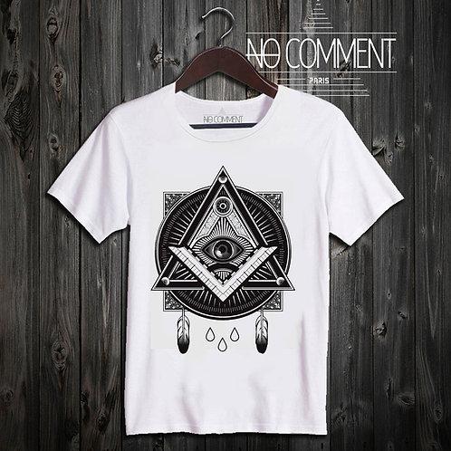 t shirt illuminati ref: SW01