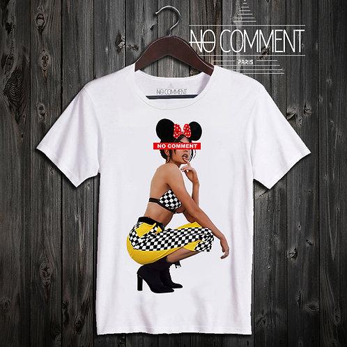 t shirt taxi girl ref: LTN194