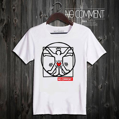 t shirt vitruve ref: NCP17