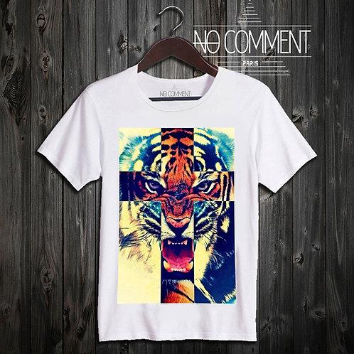 t shirt tiger cross ref: HIP23