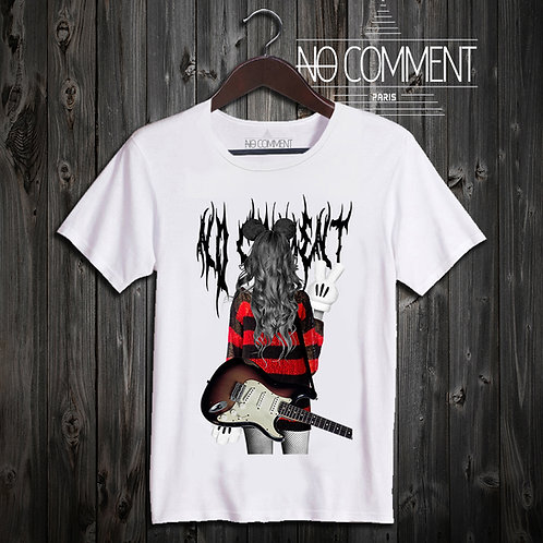 t shirt grunge girl ref: LTN212