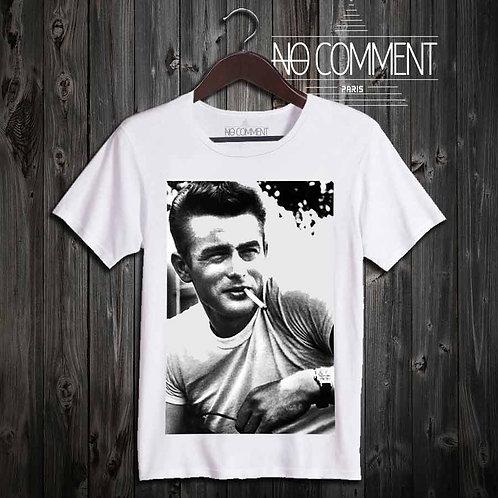 t-shirt imprime-james-dean LEG07