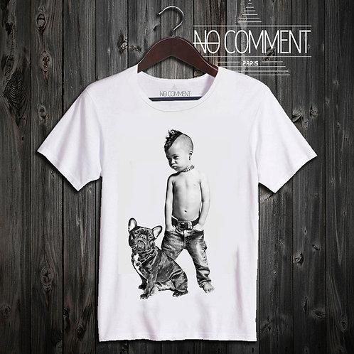 t shirt rock kid ref: KID02