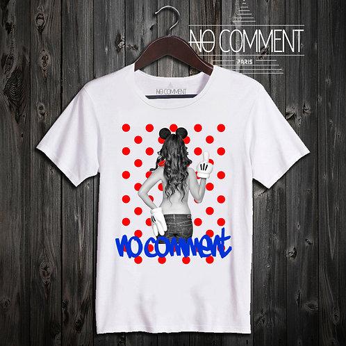 t shirt dot girl ref: NCLTN118