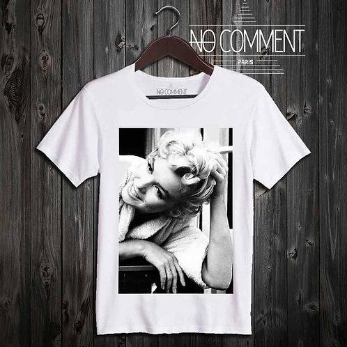 T-shirt-marilyn monroe LEG13