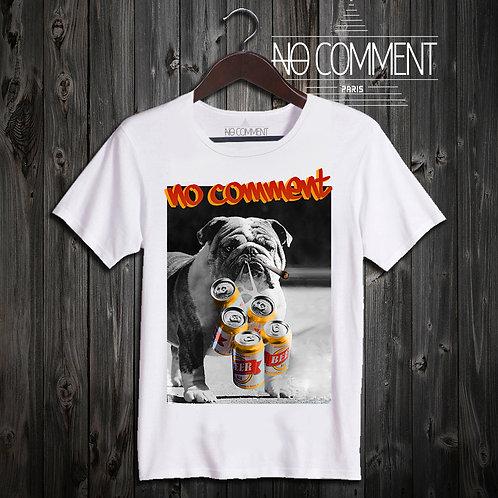 t shirt beer dog ref: LTN76