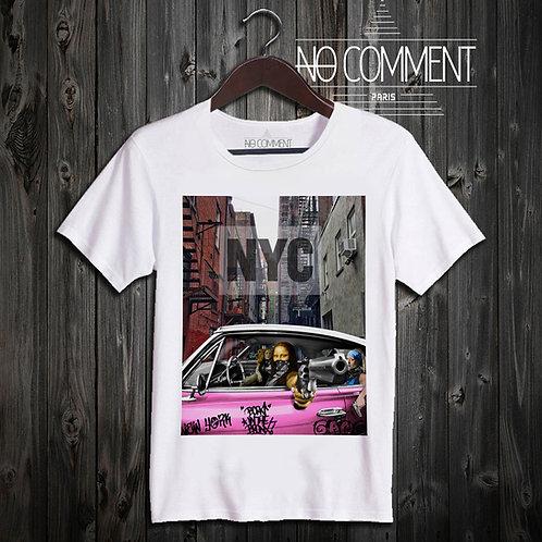 t shirt NYC art ref: NCP52