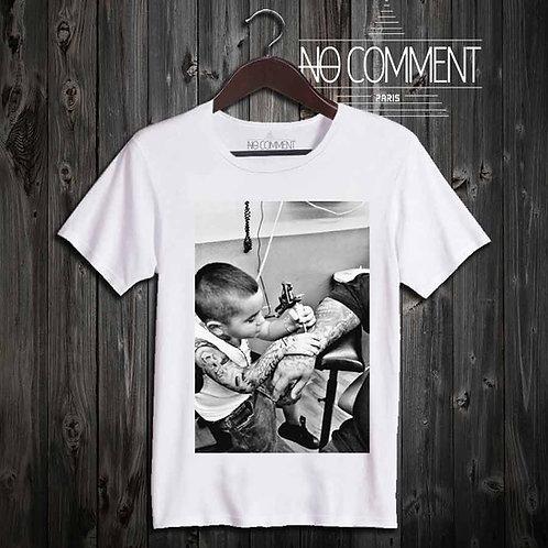 Tee shirt tatoo kid KID11