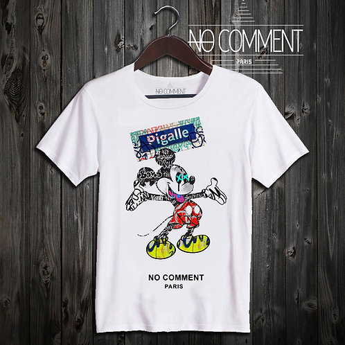 t shirt PIGALLE ref: NCP330