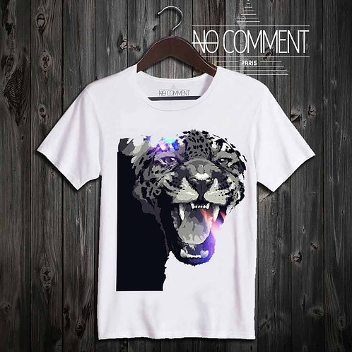 t-shirt hipster, panther HIP24