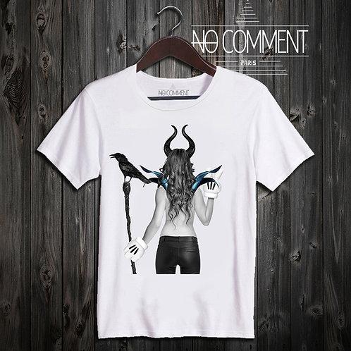 t shirt devil girl ref: LTN171