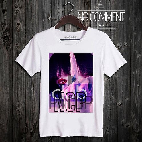 t shirt pin up club ref: NCP64