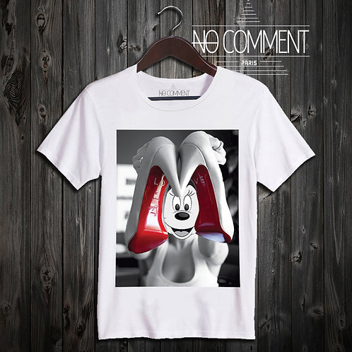 t shirt mouse fashion ref: NEW57