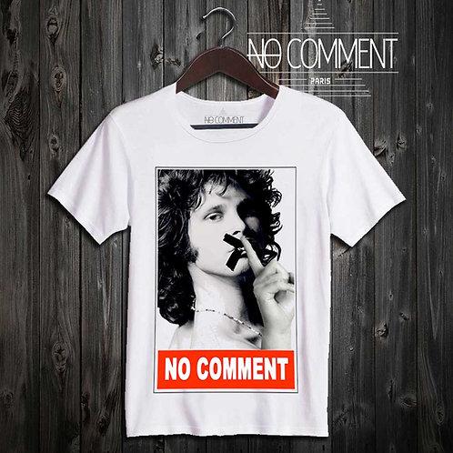 t-shirt imprime-jim-morrison réf:LEG05