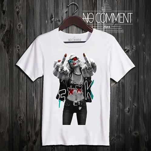 t shirt mesh hip hop ref: LTN110