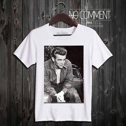 t-shirt-james dean LEG08