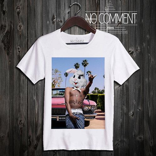 t shirt bunny thug life ref: NCP313