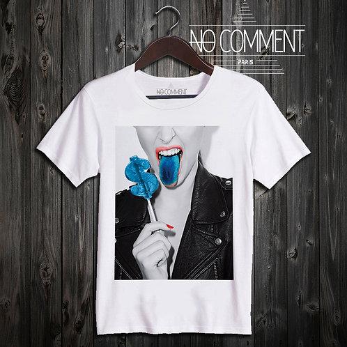 t shirt dollars lolipop ref: LTN05