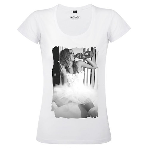 T Shirt imprimé FUCK YOU réf: TFDEST06