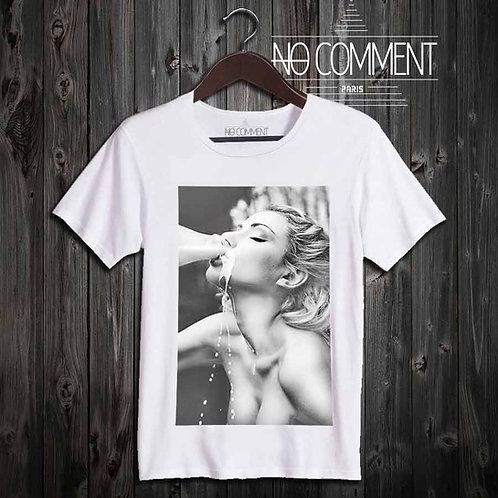 T Shirt sexy homme- love milk réf: SG27