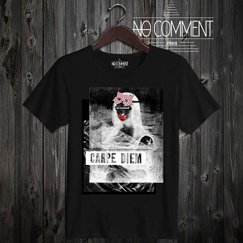 t shirt mona carpe diem ref: NCP80