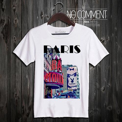 t shirt Paris ref: TEND10