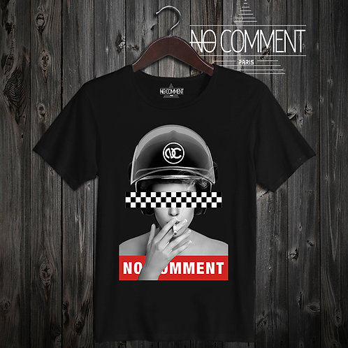 t shirt checker helmet ref: LTN185