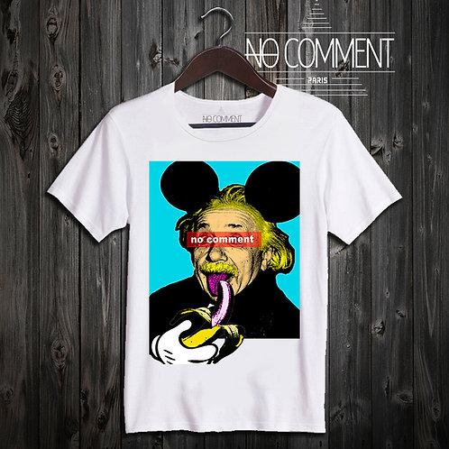t shirt einstein pop art ref: LTN80