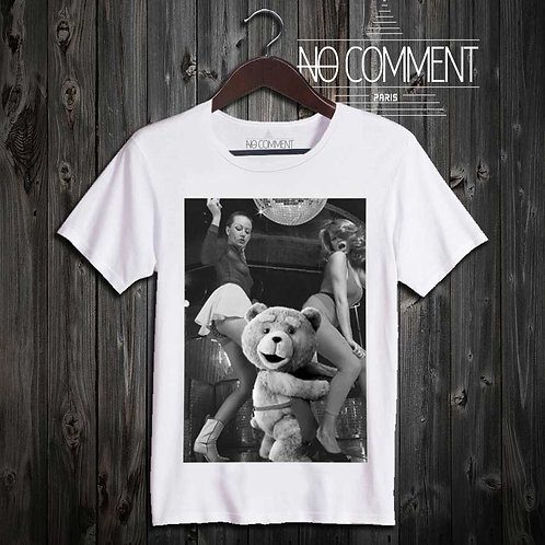 T Shirt Ted disco NEW49