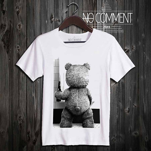 T Shirt funny Ted FUN03
