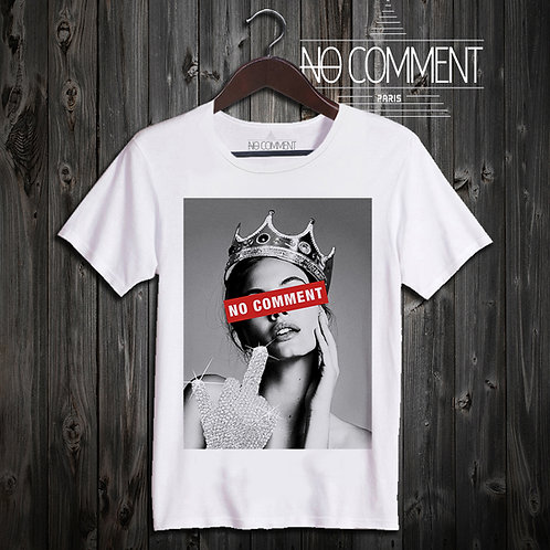 t shirt queen crown ref: LTN189