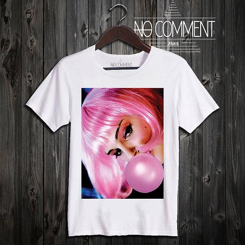 t shirt pink baloon ref: LTN75
