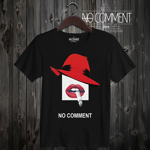 t shirt hat smoke ref: NCLTN135