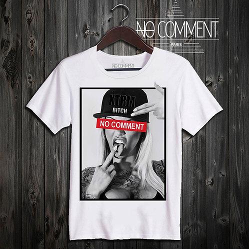 t shirt xtrm bitch ref: NCP10