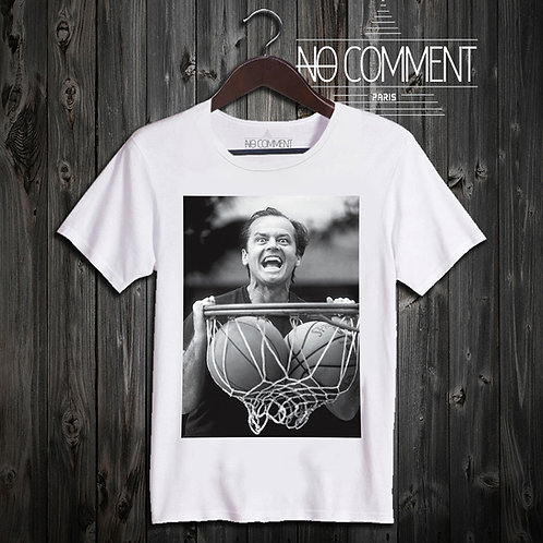 t shirt nicholson basket ref: SWA01