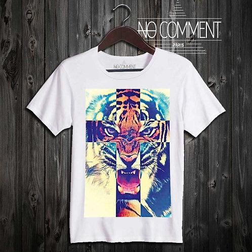 tee shirt tigre-cross HIP23