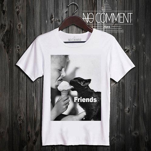 t shirt friends ref: NEW01