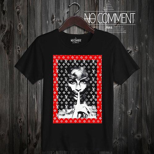 t shirt monogram shuut ref: LTN44