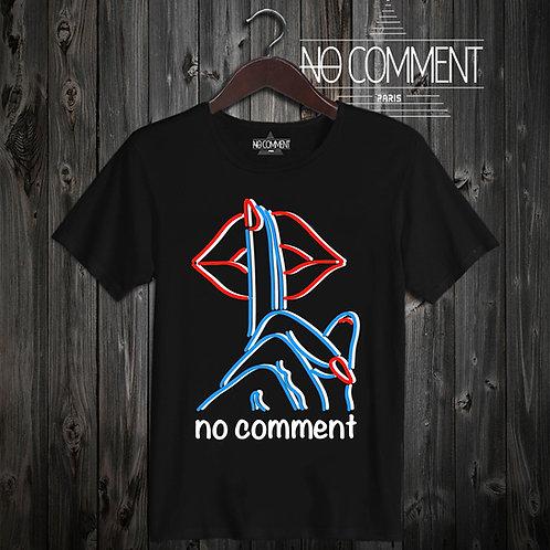 t shirt no comment lines ref: NCP25