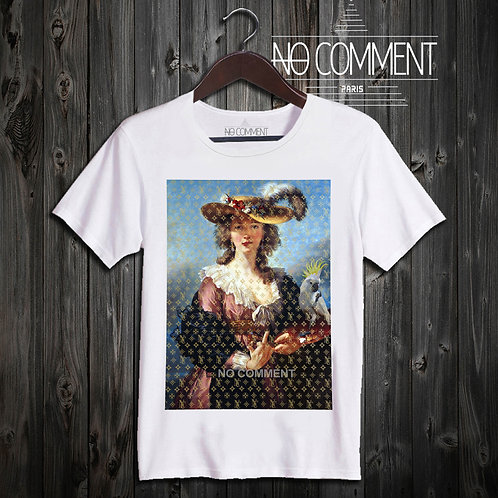 t shirt classical rebel ref: NCP58