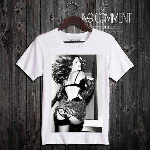 T-shirt rock Natacha ROCK14